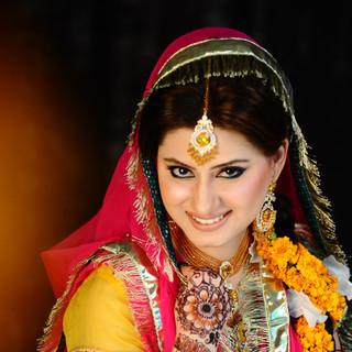 13 Mehndi by Zara, Asian Bridal Makeup Artist London