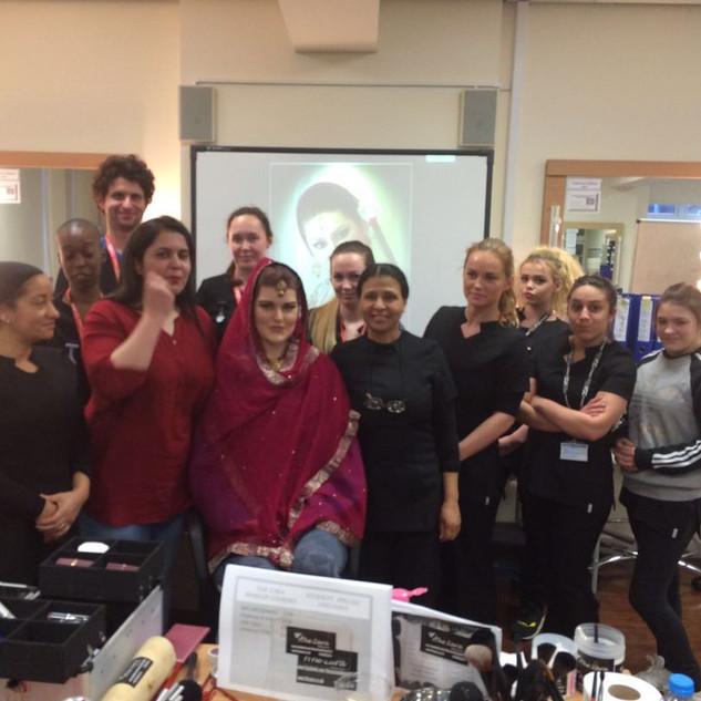 12 Makeup Classes The Zara, London