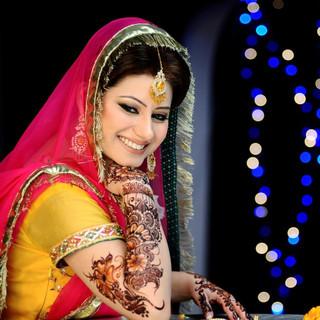11 Mehndi by Zara, Asian Bridal Makeup Artist London