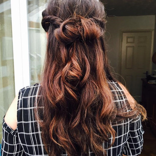 11 Hairstyles | The Zara, Hairstylist London