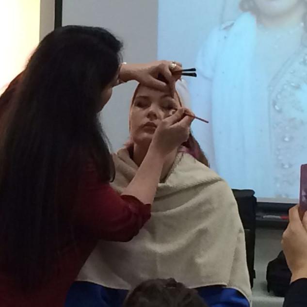 21 Makeup Classes The Zara, London