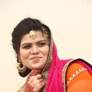 03 Mehndi by Zara, Asian Bridal Makeup Artist London