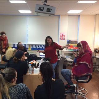 03 Makeup Classes The Zara, London