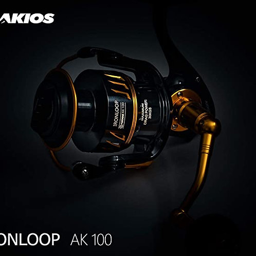 AKIOS IRON LOOP AK 100