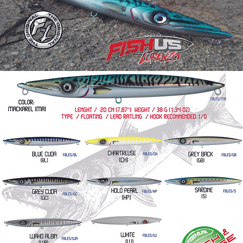 FISH US LORENZO ESPETRON 195 F
