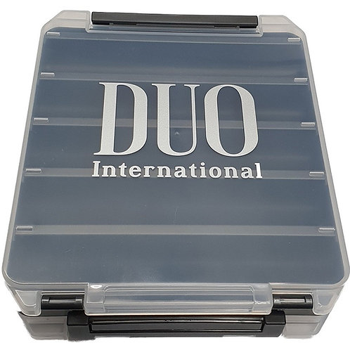 DUO INTERNATIONAL DOUBLE SIDED LURE CASE 160