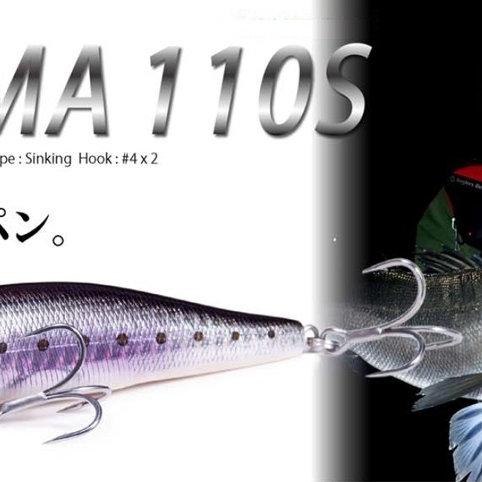 MEGA BASS GENMA 110S
