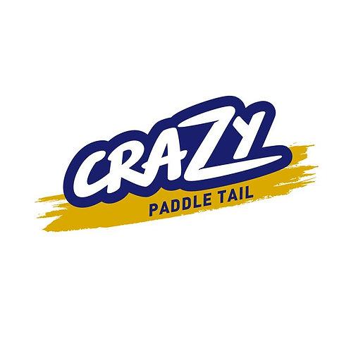 FIIISH CRAZY PADDLE TAIL