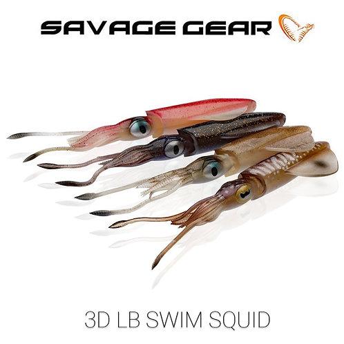 SAVAGE GEAR SALT 3D LB SWIM SQUID