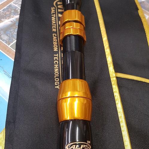 """Okuma Makaira MK-TR-581-30S 30lb IGFA Trolling / Big Game Rod 5'8"""""""