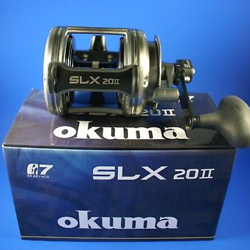 OKUMA SLX 2II   2 SPEED