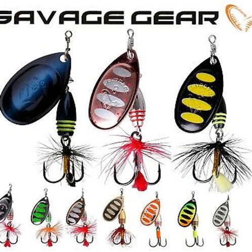 SAVAGE GEAR ROTEX SPINNER KIT #2-#3