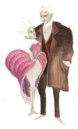 Mr & Mrs Teazle