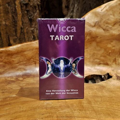 sensual erotic Wicca tarot cards deck erotisch sensueel tarotkaarten