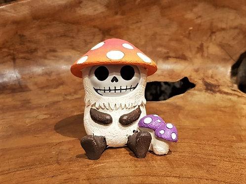 mushroom furrybone furrybones misaki paddestoel beeldje fright night