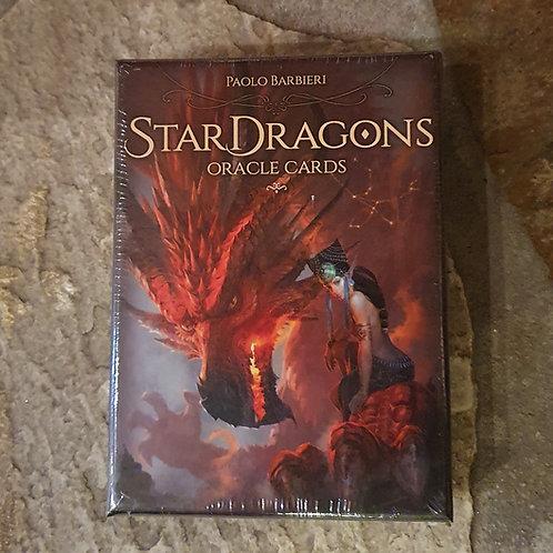 Star dragons stardragons oracle deck waarzegkaarten toekomst voorspellen tarot reading magical predictions