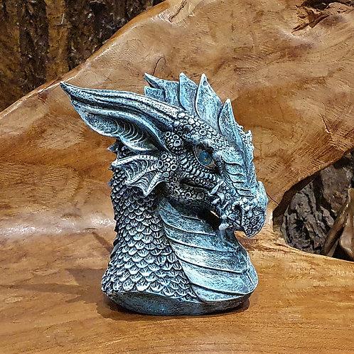 dragon head money bank spaarpot drakenkop draak sparen beelden kopen amsterdam