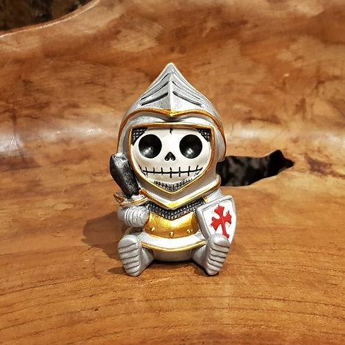 knight furrybone furrybones misaki ridder beeldje fright night