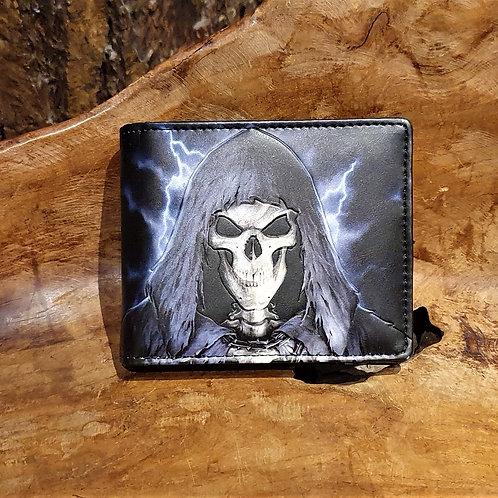 reaper wallet portefeuille portemonee heren mannen skelet magere hein