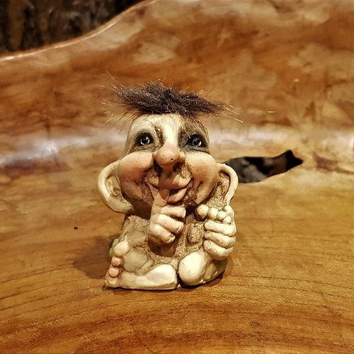 todler baby child troll nyform norwegian norway noorse trol peuter kleuter kind jongetje