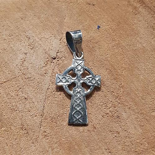 Keltisch kruis celtic cross pendant necklace silver zilveren hanger keltische sieraden kopen