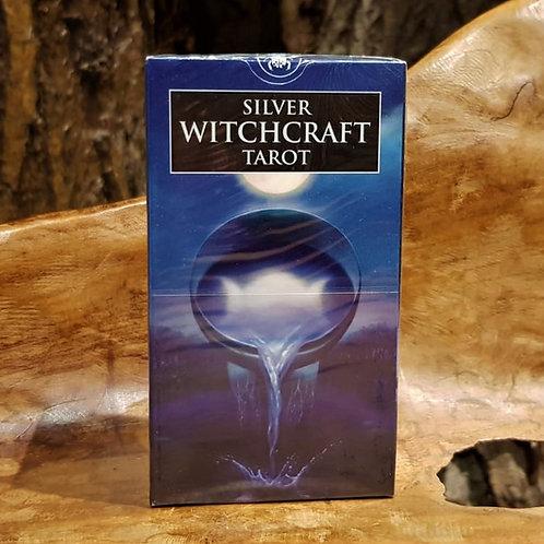 silver witchcraft tarot cards deck tarotkaarten