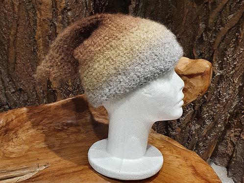 Long pointy winter hat pixie gnome kabouter lange puntige wintermuts mutsen beanie