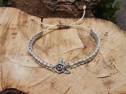 Boho Rose stacking bracelet