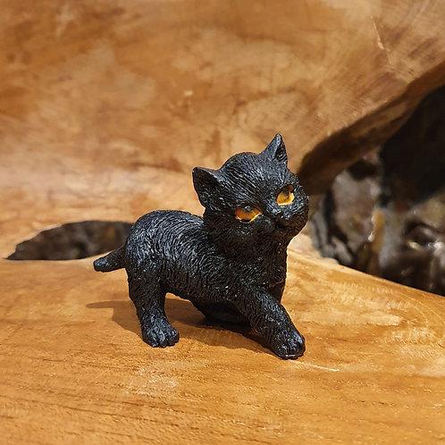 Cozy Cat Mini Black Kitten