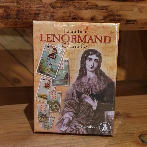 lenormand oracle deck waarzegkaarten toekomst voorspellen tarot reading magical predictions