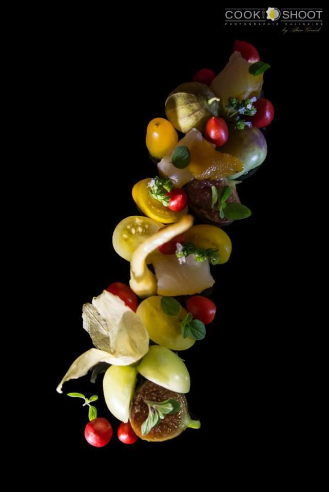 Tomates par Aline Gerard