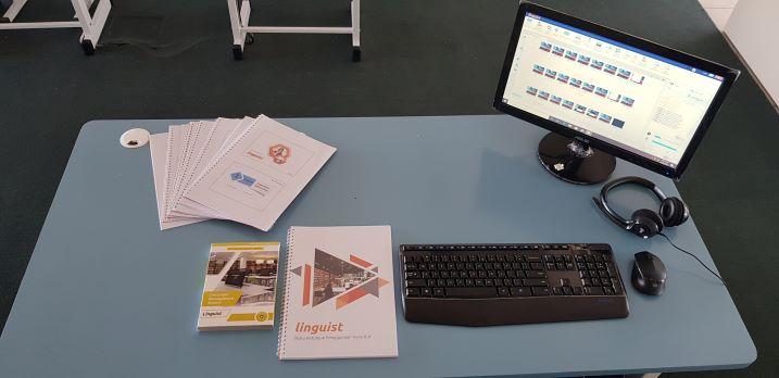 Lab Bahasa Linguist