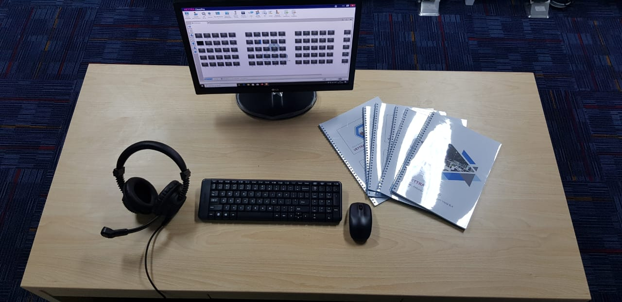 Lab Bahasa VETTRA ClassPro