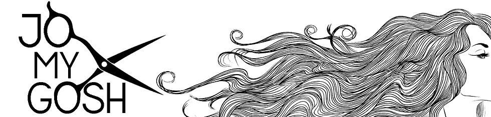 JoMyGosh Hair Banner