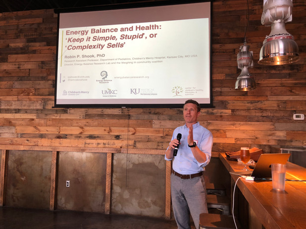 June 2019 Science on Tap Event @ Cinder Block Brewing