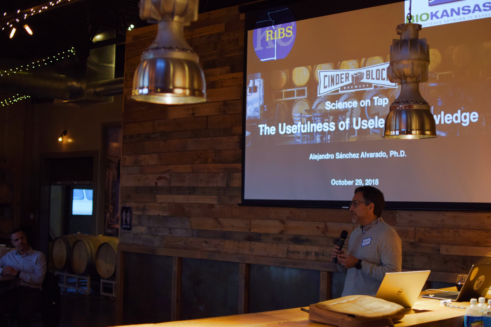 Science on Tap- The Usefulness of Useless Knowledge