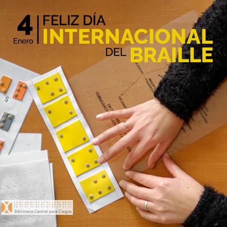 Día Internacional del Braille