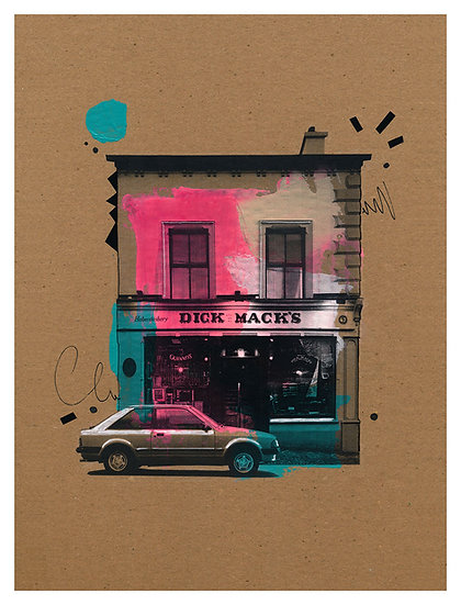 Dick Mack's, Dingle 1 - Limited Edition Print from €60