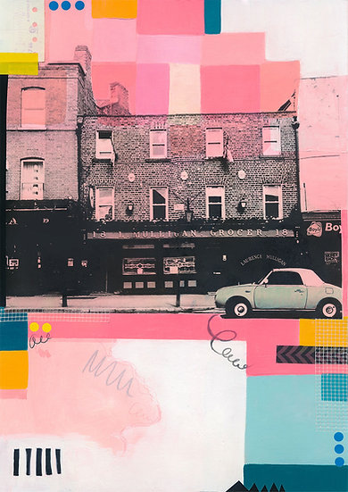 Mulligans - Limited Edition Print of 30