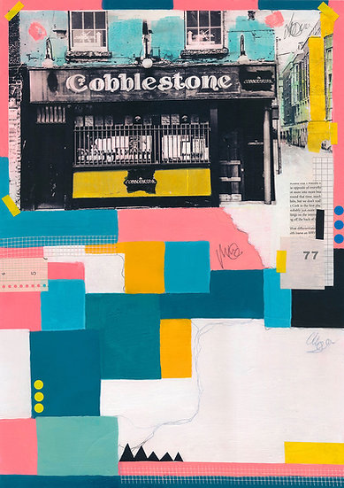 The Cobblestone - Limited Edition Print of 15