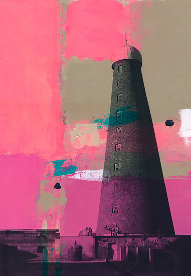 St. Patrick's Tower  - Limited Edition Print from €60