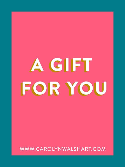 GIFT CARDS from €25