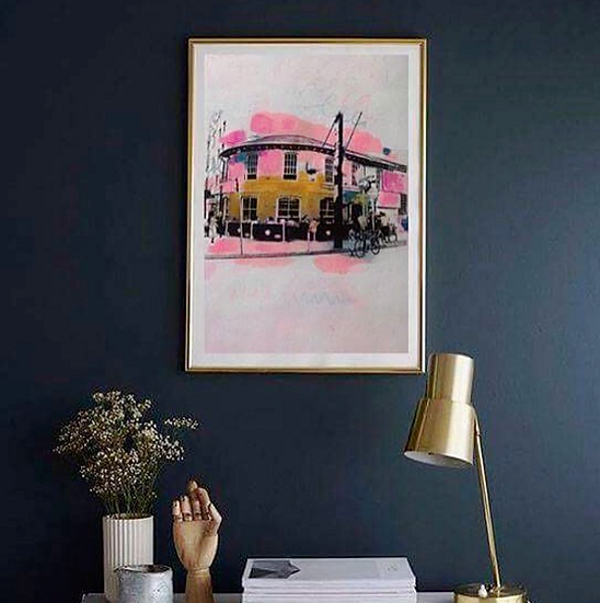The Roundy - Limited Edition Print of 10