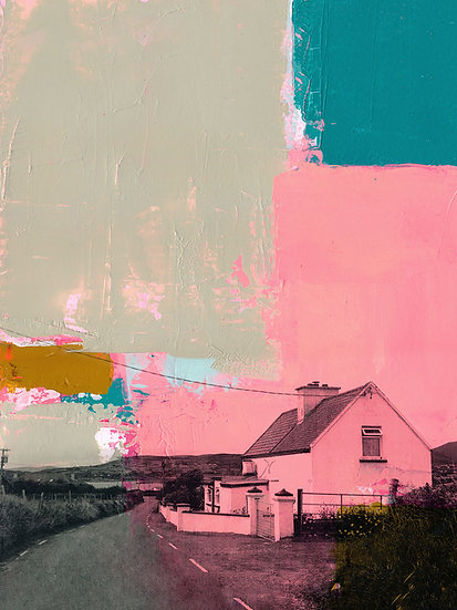 Farm House 2 - Limited Edition print from €60