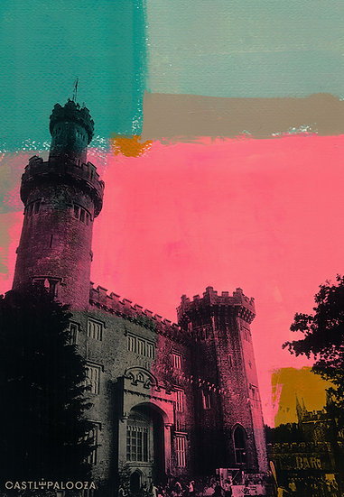 Castle Palooza  - Limited Edition Print from €60
