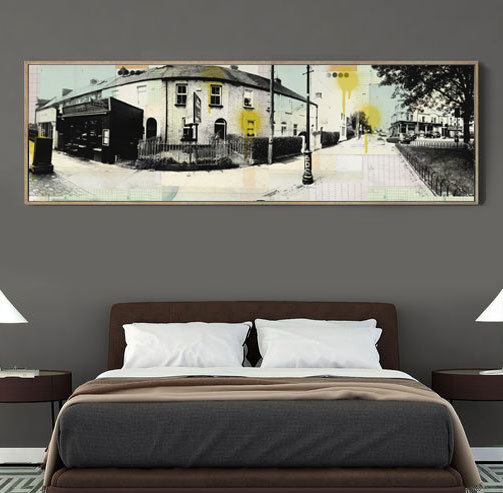Stoneybatter 2 - Limited Edition Print of 20