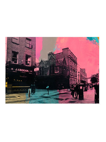 South William Street - Limited Edition Print from €60
