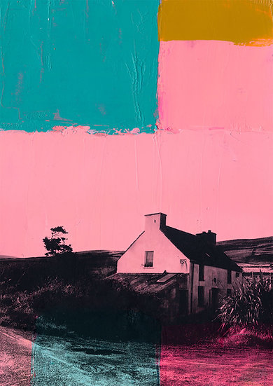 Farm House 1 - Limited Edition of 40