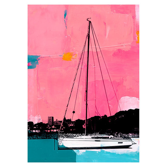 Sail Away - Limited Edition Print of 20