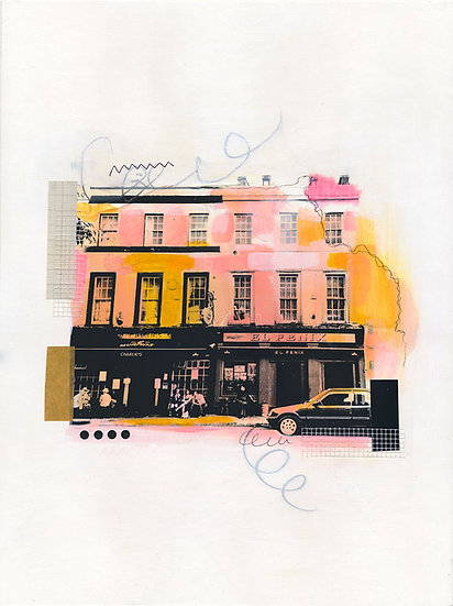 Charlies  - Limited Edition Print